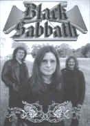 Black Sabbath Poster Flag Band Photo Tapestry