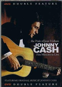 Johnny Cash DVD The Pride of Jesse Hallum / Five Minutes to Live
