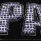 Tupac Shakur 2 Pac Vinyl Sticker Bling Logo