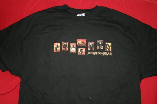 Mushroomhead T-Shirt Suffering Black Size XL