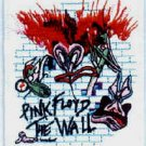 Pink Floyd Iron-On Patch The Wall Bug Logo