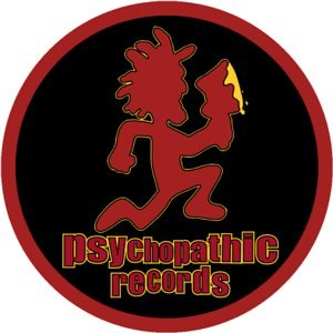 Psychopathic Records Iron-On Patch Circle Logo