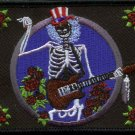 Grateful Dead Iron-On Patch Electric Sam Logo