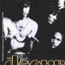 The Doors Vinyl Sticker Band Photo Logo