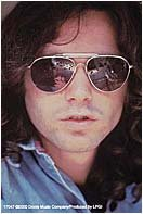 The Doors Vinyl Sticker Jim Morrison Shades Photo