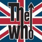 The Who Poster Flag UK Flag Logo Tapestry