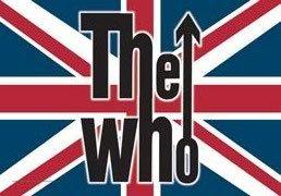 The Who Poster Flag UK Flag Logo Tapestry