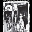 The Ramones Poster Flag CBGB's Photo Tapestry Punk Rock Band