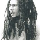 Bob Marley Poster Flag Dreadlocks Tapestry