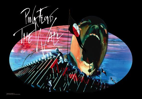 Pink Floyd Poster Flag Marching Hammers Tapestry
