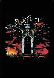 Pink Floyd Poster Flag Planes and Hammers Tapestry