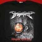 Dragonforce T-Shirt Inhuman Rampage Black Size Small