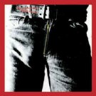 Rolling Stones Iron-On Patch Sticky Fingers