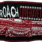 Papa Roach Iron-On Patch Love Hate Tragedy Logo