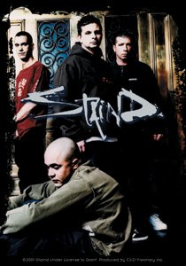 Staind Poster Flag Band Photo Tapestry