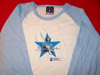 Jimi Hendrix Babydoll Jersey Shirt Size Medium New
