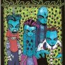 Spine Shank Vinyl Sticker Band Cartoon Logo New