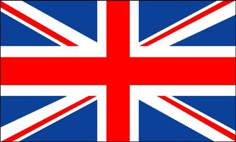 British Union Jack Flag England Great Britain New
