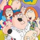 Family Guy Vinyl Sticker Cartoon Cast Logo New