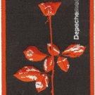 Depeche Mode Iron-On Patch Violator Logo
