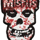 Misfits Iron-On Patch Bloody Skull Logo