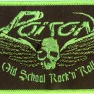 Poison Iron-On Patch Old School Rock And Roll