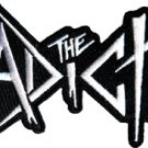 The Adicts Iron-On Patch Letters Logo