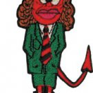 AC/DC Iron-On Patch Angus Young Logo