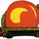 Allman Brothers Iron-On Patch Peach Truck Logo