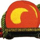 Allman Brothers Iron-On Patch Peach Truck Logo
