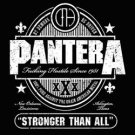 Pantera Poster Flag Beer Label Tapestry