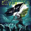 Avenged Sevenfold Poster Flag Cemetary Tapestry