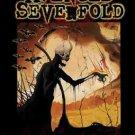 Avenged Sevenfold Poster Flag Reaper Tapestry