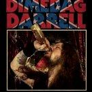 Pantera Dimebag Darrell Poster Flag Getcha Pull Tapestry