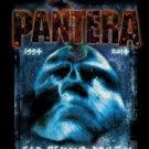 Pantera Poster Flag Far Beyond Driven Tapestry