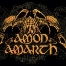 Amon Amarth Poster Flag Skulls Tapestry New