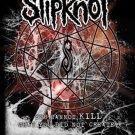 Slipknot Poster Flag Cannot Kill Tapestry