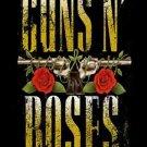 Guns n' Roses Poster Flag Letters Logo Tapestry