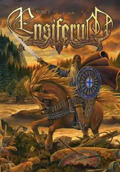 Ensiferum Poster Flag Victory Tapestry New