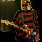 Kurt Cobain Poster Flag Stage Nirvana Tapestry