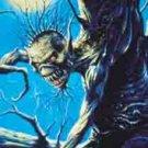 Iron Maiden Fabric Door Poster Fear Of The Dark