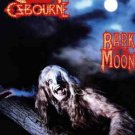 Ozzy Osbourne Poster Flag Bark At The Moon Tapestry