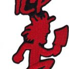 Insane Clown Posse Iron-On Patch Red ICP Hatchet Man Logo