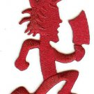 Insane Clown Posse Iron-On Patch Red Hatchet Man