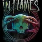 In Flames Poster Flag Battles Logo Tapestry