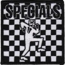 The Specials Iron-On Patch Ska Logo