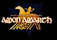 Amon Amarth Poster Flag With Oden On Our Side