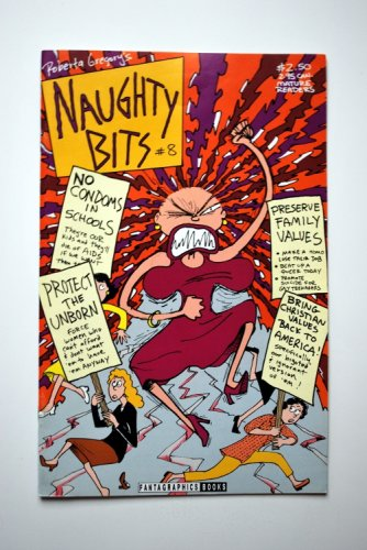 Comic, Vintage, Roberta Gregory's Naughty Bits #8, February 1993