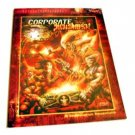 Book, Shadowrun Supplement 7330, Corporate Punishment