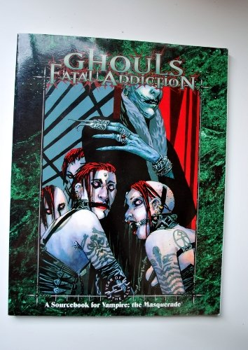 Book, Gaming, Ghouls: Fatal Addiction